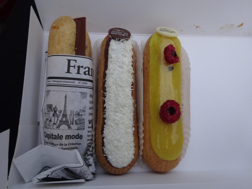 Ma dégustation chez l'Eclair de Génie - Paris (3/4)