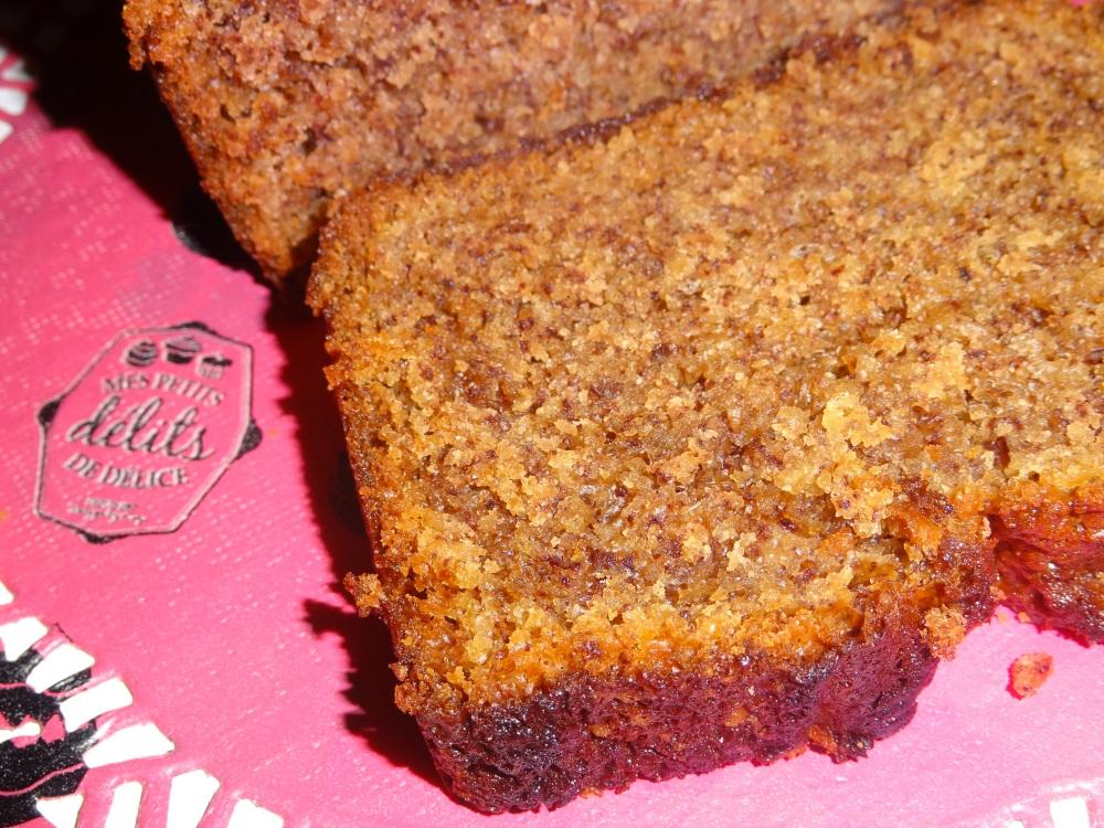 Mon cake moelleux à la banane (2/5)