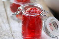 gelee fraise