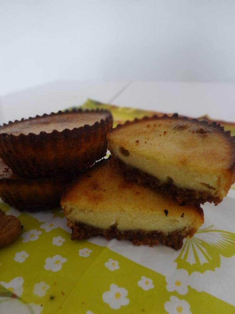 Bouchée cheesecake spéculos (2/3)