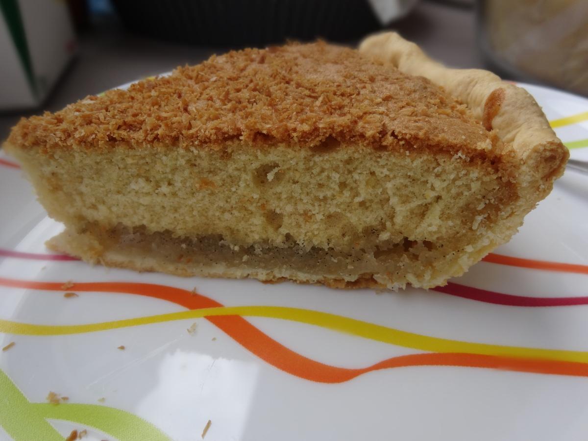 Cake Poires Bananes