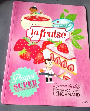 Livre de recettes La fraise